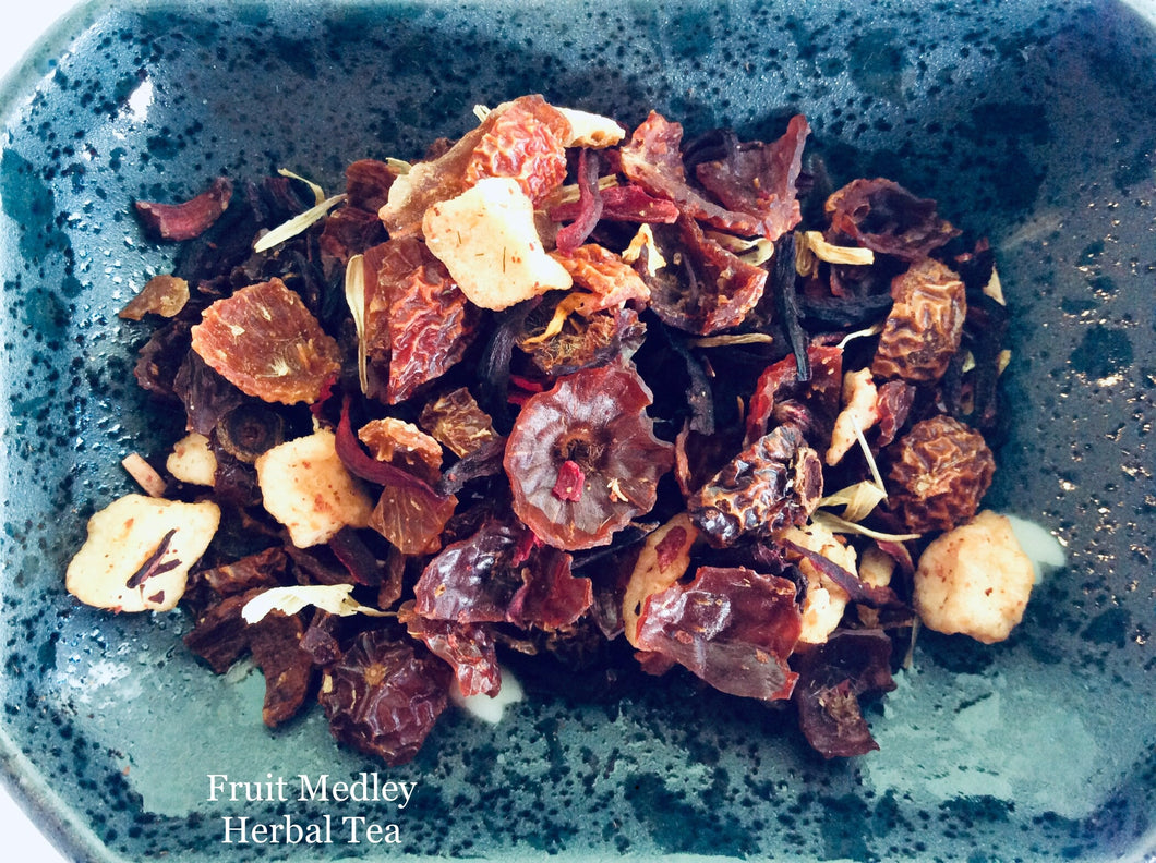 Fruit Medley Herbal Tea 4oz