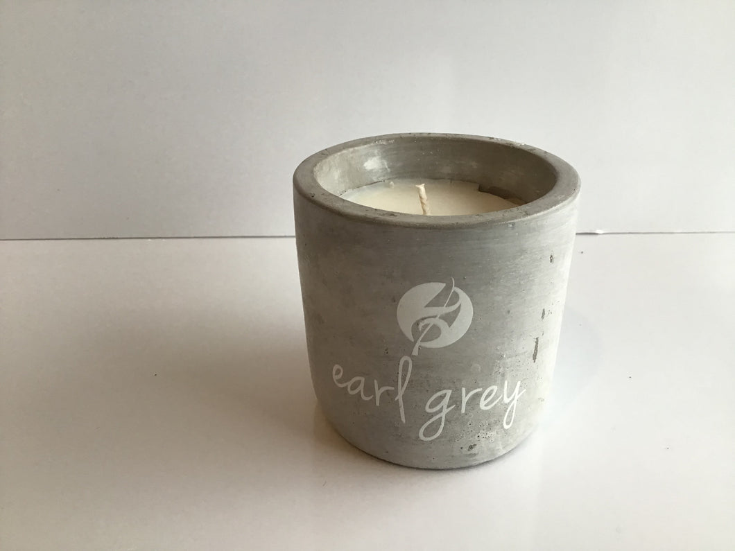 Tea Candle Earl Grey