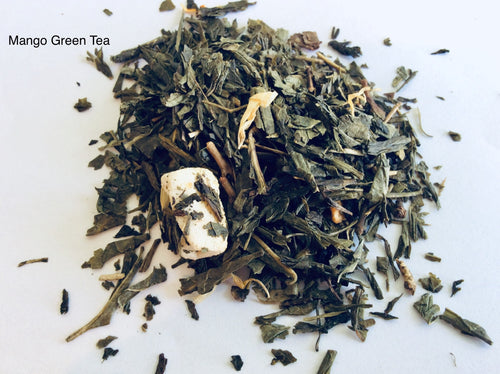 Mango Green Tea 3oz