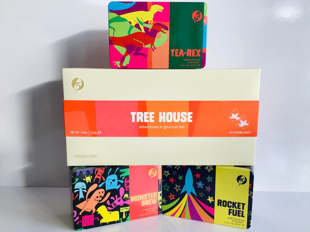 Tree House Tea Collection (bags)