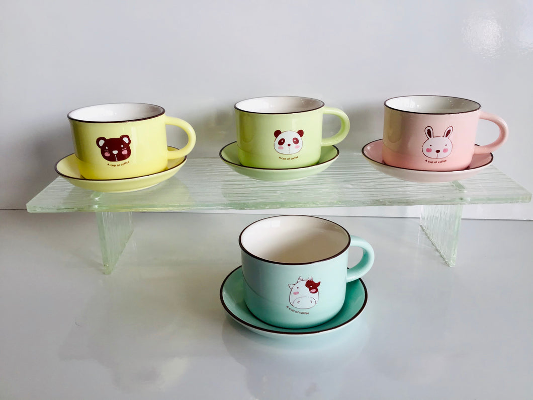 Animal Tea Set