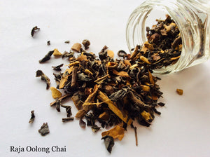 Raja Oolong Chai 3.6oz