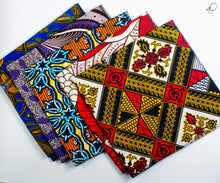 Load image into Gallery viewer, Mangak African Print Bandana - Arrey Of