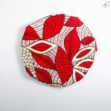 Load image into Gallery viewer, Berí-ntí Ankara Print Satin Lined Bonnet - Arrey Of