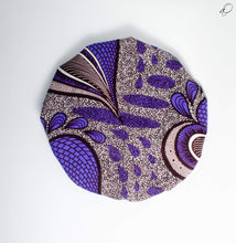 Load image into Gallery viewer, Kaysi African Print Satin Lined Bonnet - Arrey Of