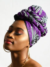 Load image into Gallery viewer, Pemé African Print Head wrap - Arrey Of