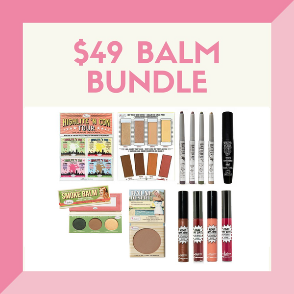 BUNDLE SALE $49  - theBalm Colour Collection 2.