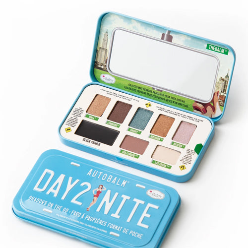 AUTOBALM® DAY 2 NITE Eyeshadow Palette