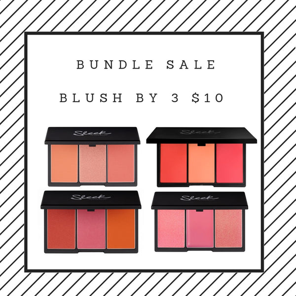 BUNDLE SALE - BLUSH BY 3  - $10  ( valued at $79)