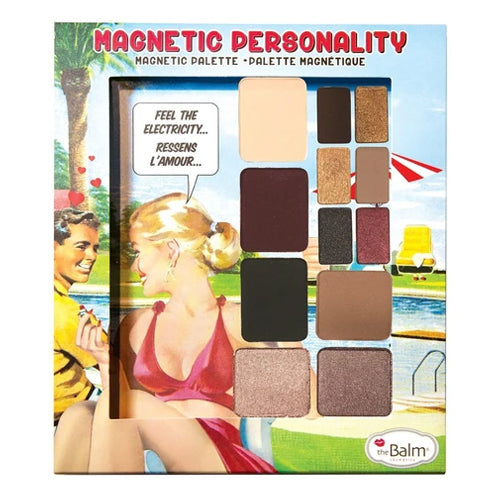 MAGNETIC PERSONALITY Eyeshadow Palette
