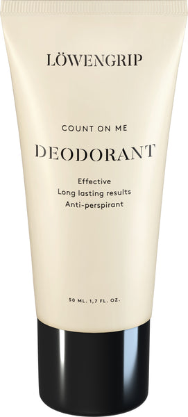 LOWENGRIP Count On Me - Deodorant
