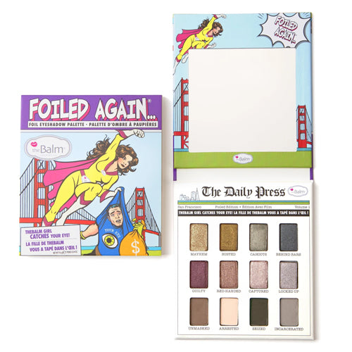 Foiled Again Eyeshadow Palette