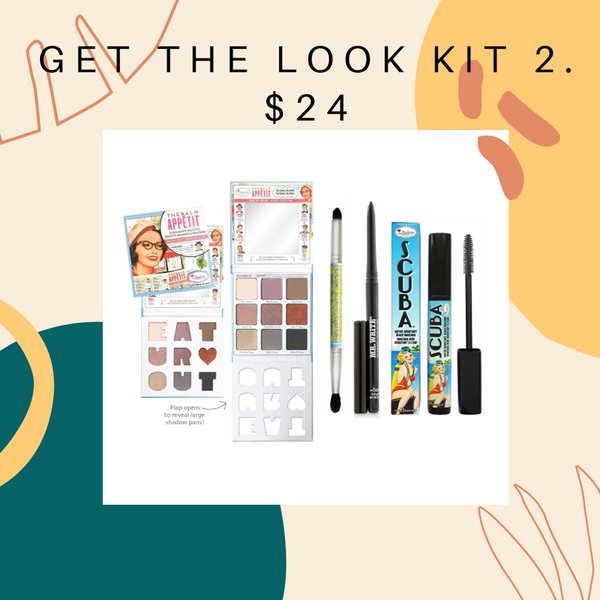 "Bundle Sale $24  ""Get The Look - Kit 2"""