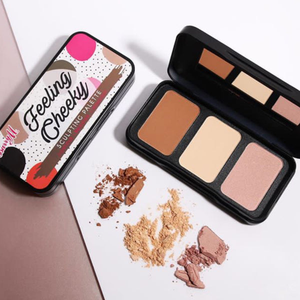 Feeling Cheeky Sculpting Palette
