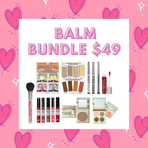 BUNDLE SALE $49 - theBalm - LaBalmba Volume 1