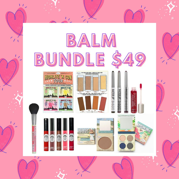 BUNDLE SALE $49 - theBalm - LaBalmba Volume 2