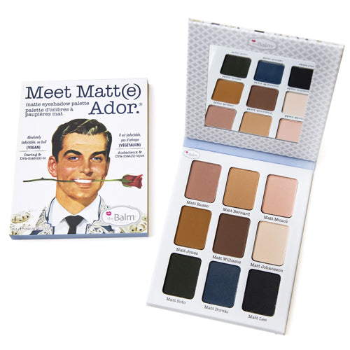 Meet Matt(e) Adore Eyeshadow Palette