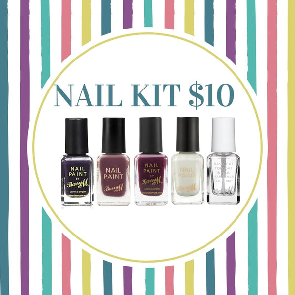 BUNDLE SALE - BARRY M WINE TIME -$10