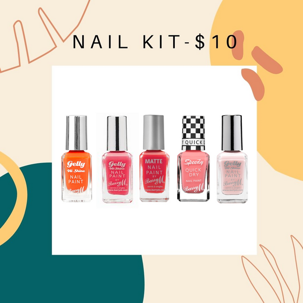 BUNDLE SALE - BARRY M NAIL - MANGO  $10