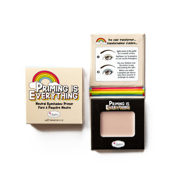 THEBALM - PRIMING IS EVERYTHING®NEUTRAL
