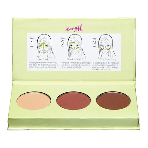 Chisel Cheeks Contour Kit