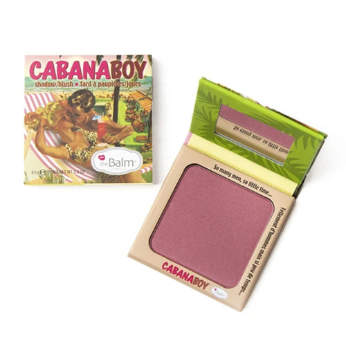 Cabana Boy Blush & Shadow