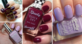BUNDLE SALE - BARRY M NAIL KIT -  Berry Purple $10