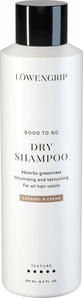 LOWENGRIP Good To Go - Dry Shampoo  - Carmel & Cream