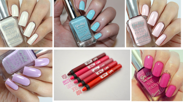 BUNDLE SALE - Barry M  $20 Bundle - Summer Gelly
