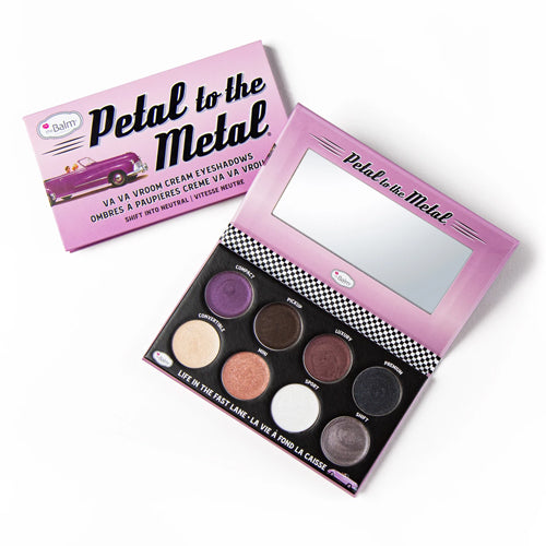 Petal To Metal Shift Into Neutral Palette