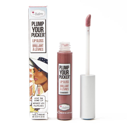 Plump Your Pucker Lip Gloss