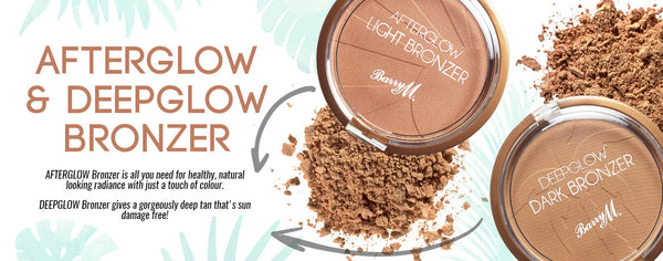 Barry M - Deep Glow Dark Bronzer