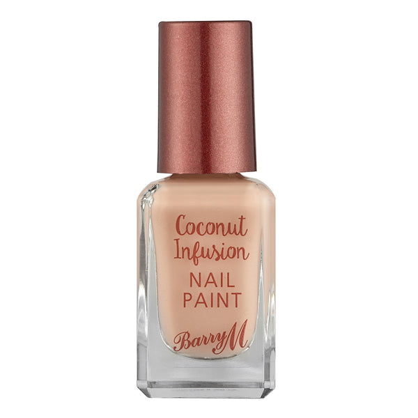 Barry M Coconut Infusion Nail Paint Sunkissed