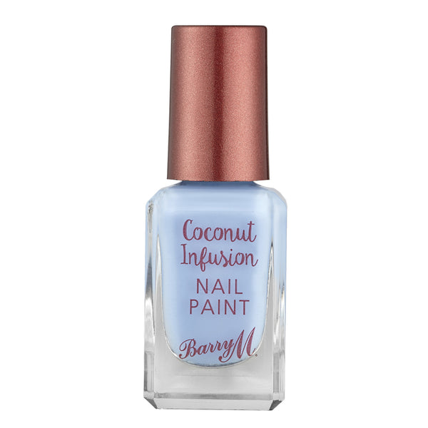 Barry M Coconut Infusion Nail Paint Laguna