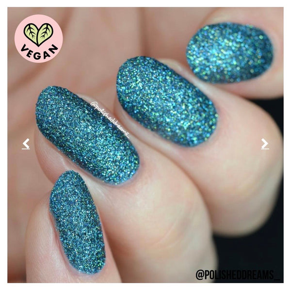 Crystal Rock Textured Nail Paint Fluorite