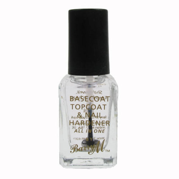 Barry M - Clear Base Coat Top Coat