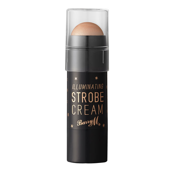 Barry M Illuminating Strobe Cream Iced Bronze