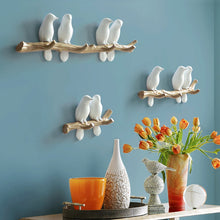Load image into Gallery viewer, Wall Decorations Hanger Resin Bird