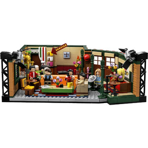 Building Block American Drama Friends Central Perk Cafe