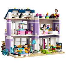 Load image into Gallery viewer, Building Blocks 731pcs Emma's House Friends