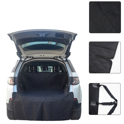 Car Pet Seat Cover Protection Blanket