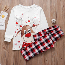 Load image into Gallery viewer, Christmas Pajamas Set Deer Family Matching Clothes