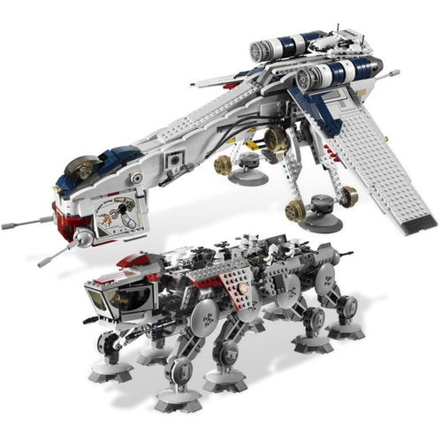 Building Blocks 1788pcs AT-OT Walker Set