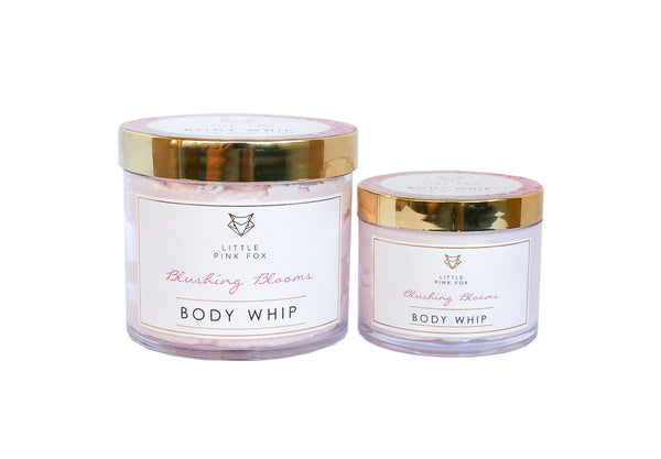 Vegan Body Whip - Blushing Blooms