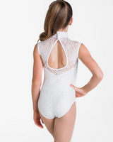 Deco Lace Leotard  ADL03