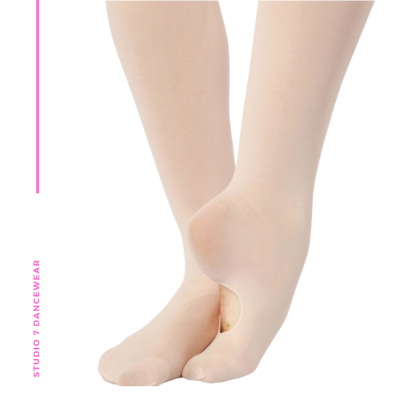 Convertible Ballet & Dance Tights CHTT02