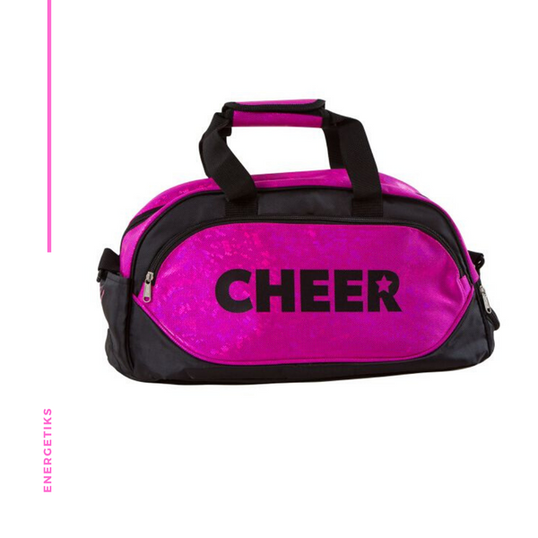 "Jewel Glitter Bag - ""Cheer"" GDB36C"