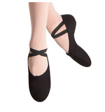 Ballet Shoe - Pump Canvas Split Sole A S0277L