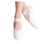 Ballet Shoe - Pump Canvas Split Sole D S0277L