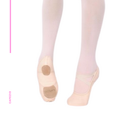 Hanami Split Sole Canvas Ballet Shoe 2037W